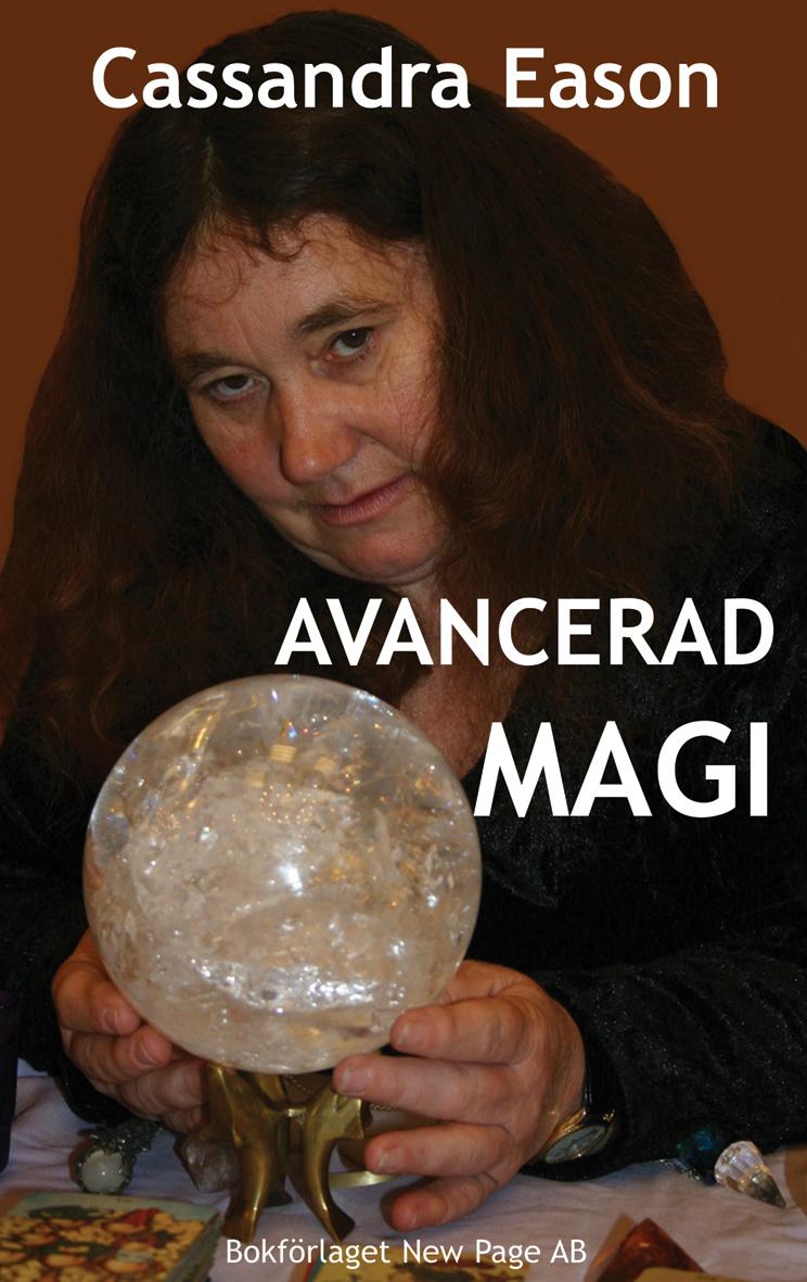 Avancerad magi av Cassandra Eason