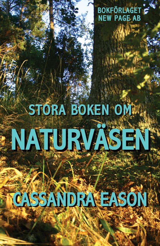 Stora boken om naturväsen av Cassandra Eason