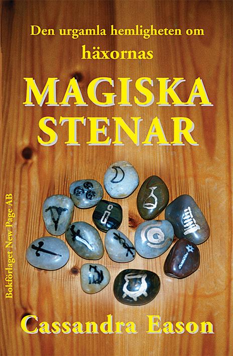 Den urgamla hemligheten om häxornas magiska stenar av Cassandra Eason