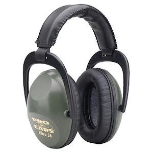 Pro Ears - Ultra Passive Series NRR 26