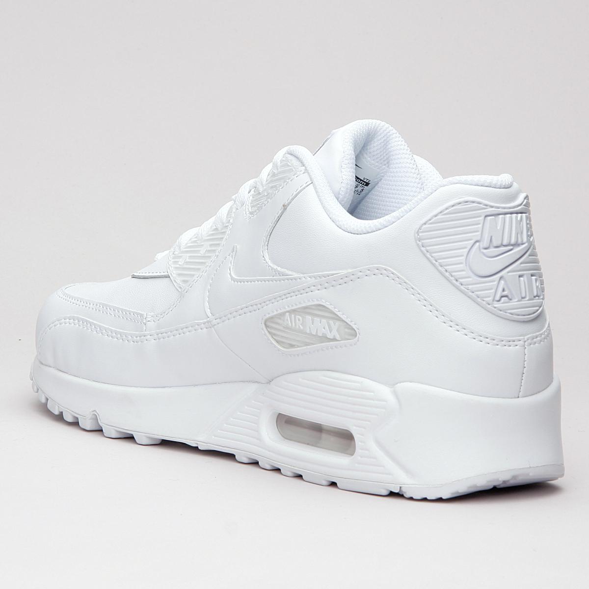 Nike Air Max 90 Leather TrwhtTrwht