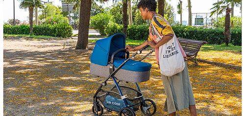 Baby BeCool Slide 2020  Fr. 5999:-