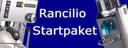 Rancilio Startpaket, Silvia + Rocky