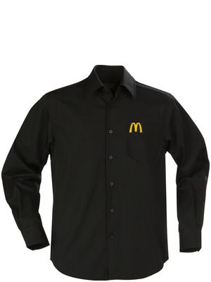 McDonald's shirt