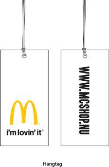McDonald's Zip jacket