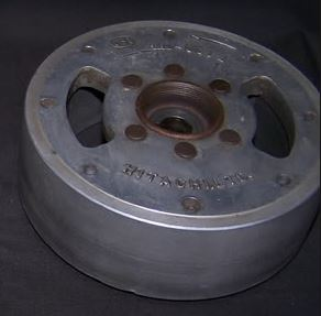 Crank shaft 51mm 6v 1