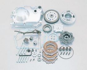 Kitaco Heavy duty manual clutch kit