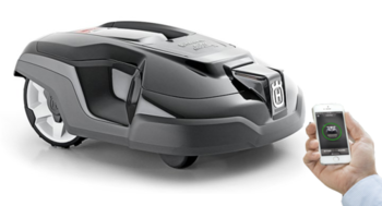 Husqvarna Automower® 310 + Connect