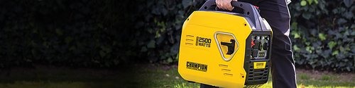 Champion generators Engineered in the US
