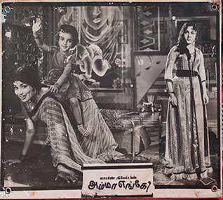 Indiska filmposters vintage Bollywood