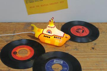 Lampa Beatles Submarine