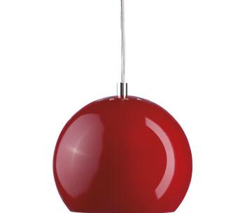 Lampa Ball Pendel Flera färger