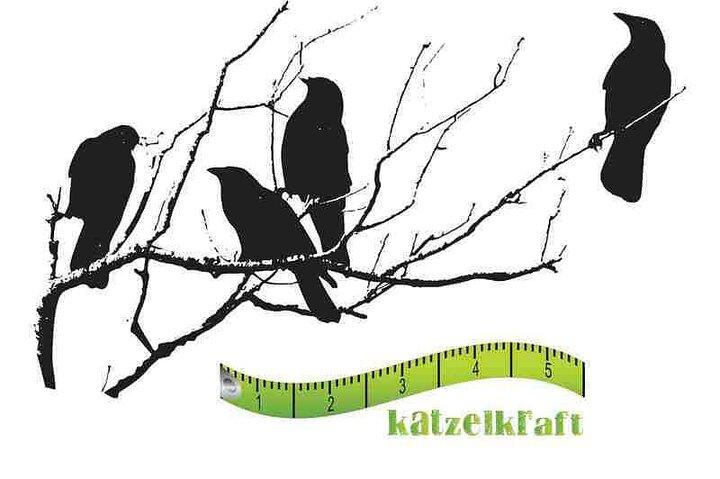 Katzelkraft - Corbeau Silhouette