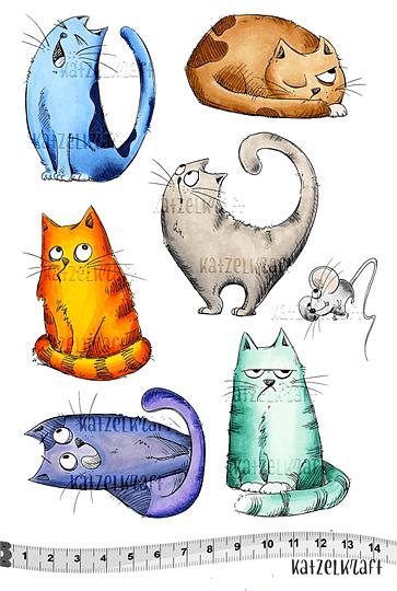 Katzelkraft - Les Chats Russes