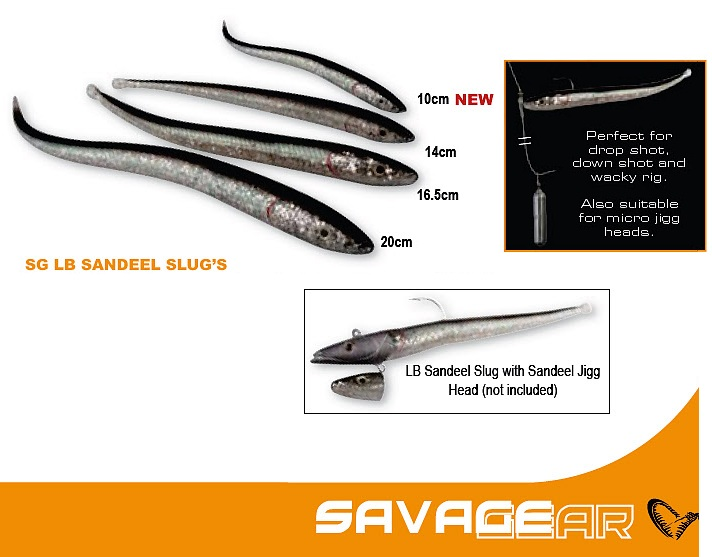 Sandeel Slug