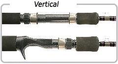 Vertical - & Dropshop Rods