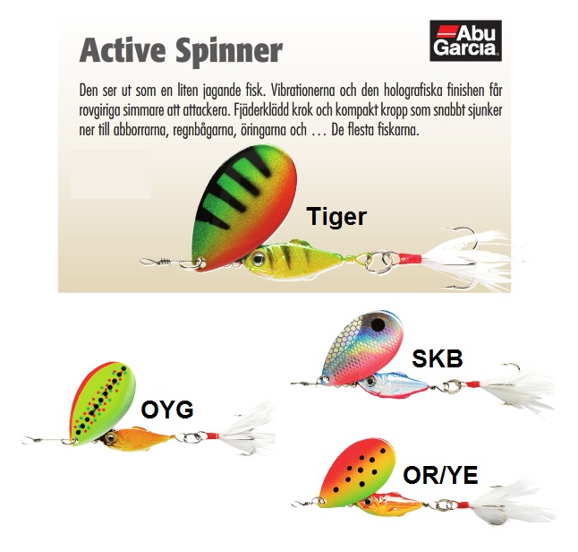 Active Spinner