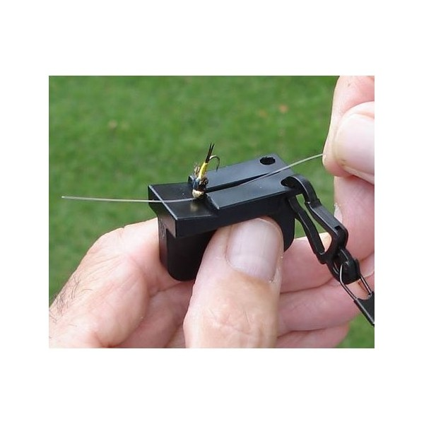 Magnetic Tippet Threader