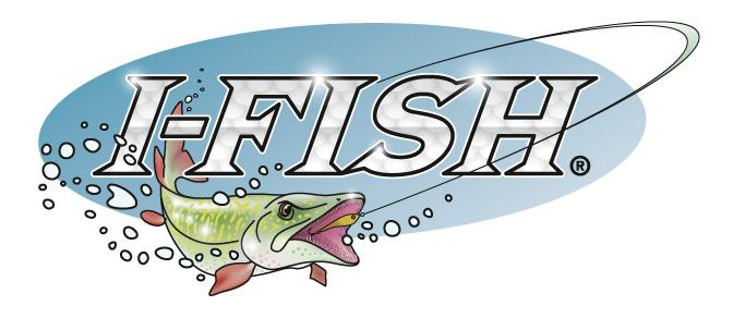 I-fish Pike-flies & jerkbaits
