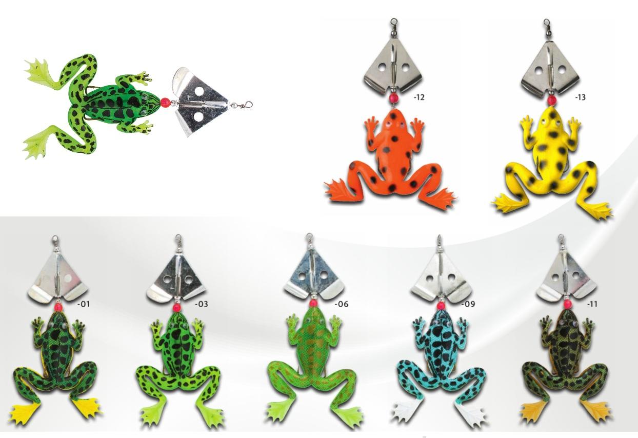 Fladen Buzzer Frog 39:- !!
