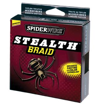 Flätlina Spiderwire
