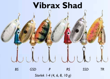 Vibrax Shad