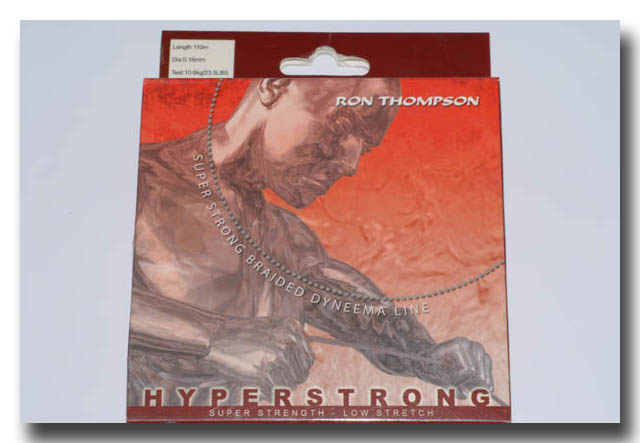 Ron Thompson Hyperstrong