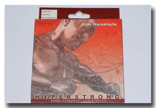 Flätlina Ron Thompson Hyperstrong