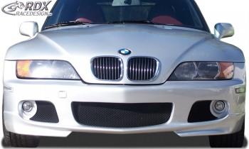 """RDX främre stötfångare BMW Z3"""" frontspoiler"""