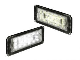 LED License tavla BMW E39, E60, E70, E90, och många andra