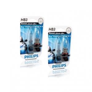 Philips Blue Vision Ultra HB3 Ultra 9005 (single)