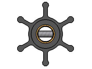 Impeller 7050-01