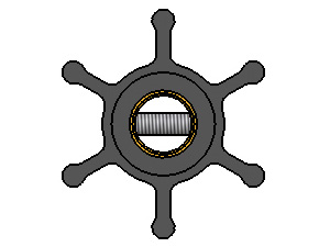 Impeller 7051-01