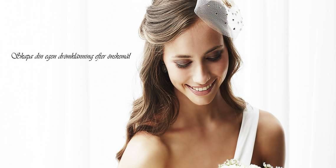 5ff1f0bff5d0 DESIGNA din Brudklänning - Balklänningar, Brudklänningar ...