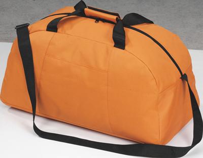 Sportbag orange