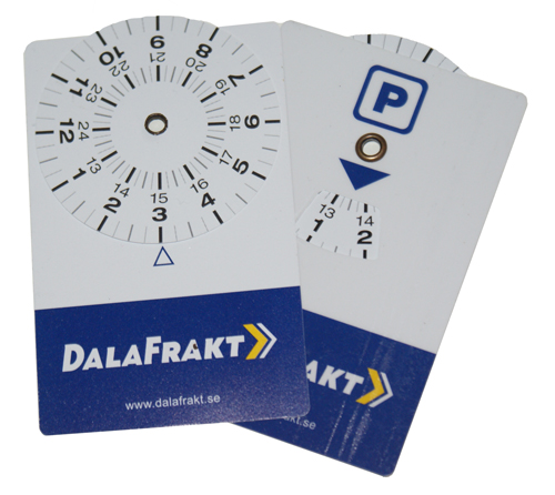 P-skiva Dalafrakt
