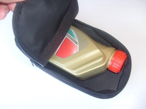 Castrol oil bag