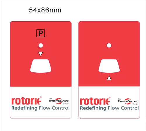 P-skiva Rotork