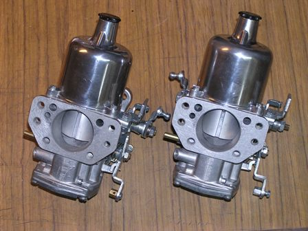 SU carburetters