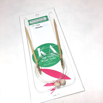 Bamboo Flexible knittingneedles  4,25  - 10 mm
