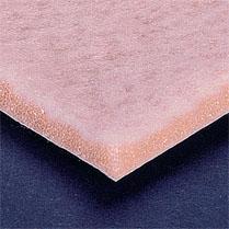 Fleecy foam 5 mm 22x45 cm