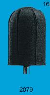 Gummihållare till sliphätta 16 mm