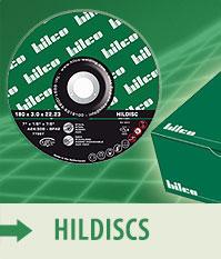 Hilco kap- och slipskivor