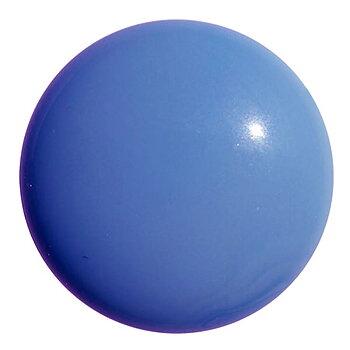 Cabochon par Puca® - Opaque Light Sapphire 18 mm, 1 styck