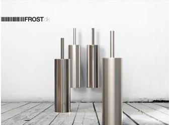 Frost toalettborste vägghängd -Nova