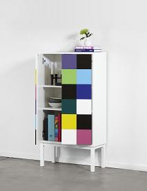 A2-Collect Cabinet multicolor