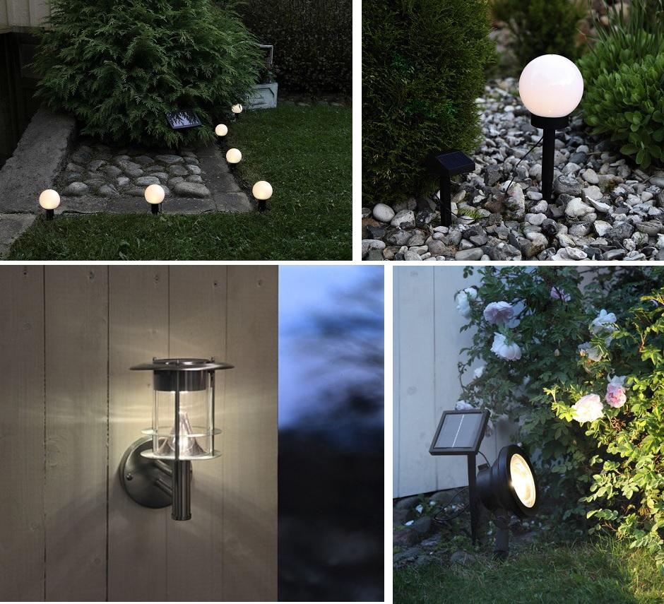 Omtyckta LEDshopen.se - LED-belysning utomhus FI-05