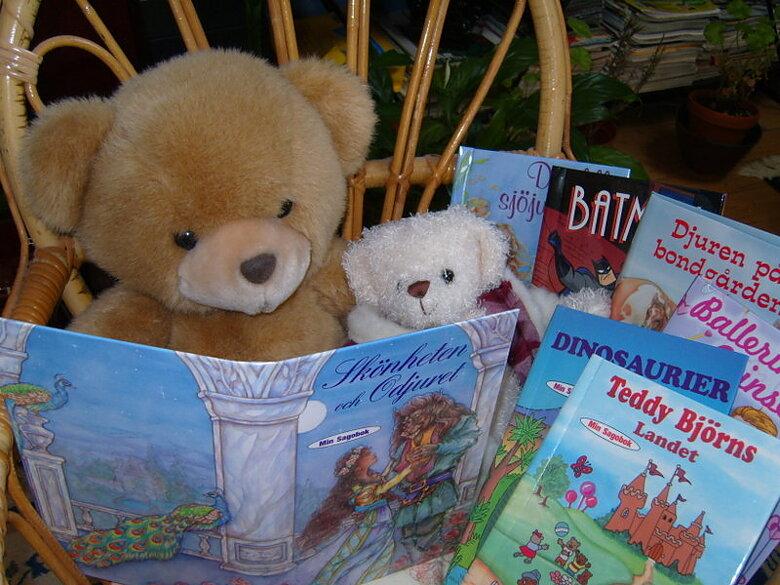 Babettes böcker