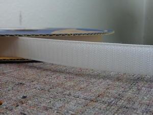 Kardborrband Hake 16mm