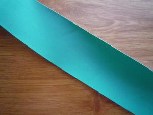 Reflexband 50mm Grön